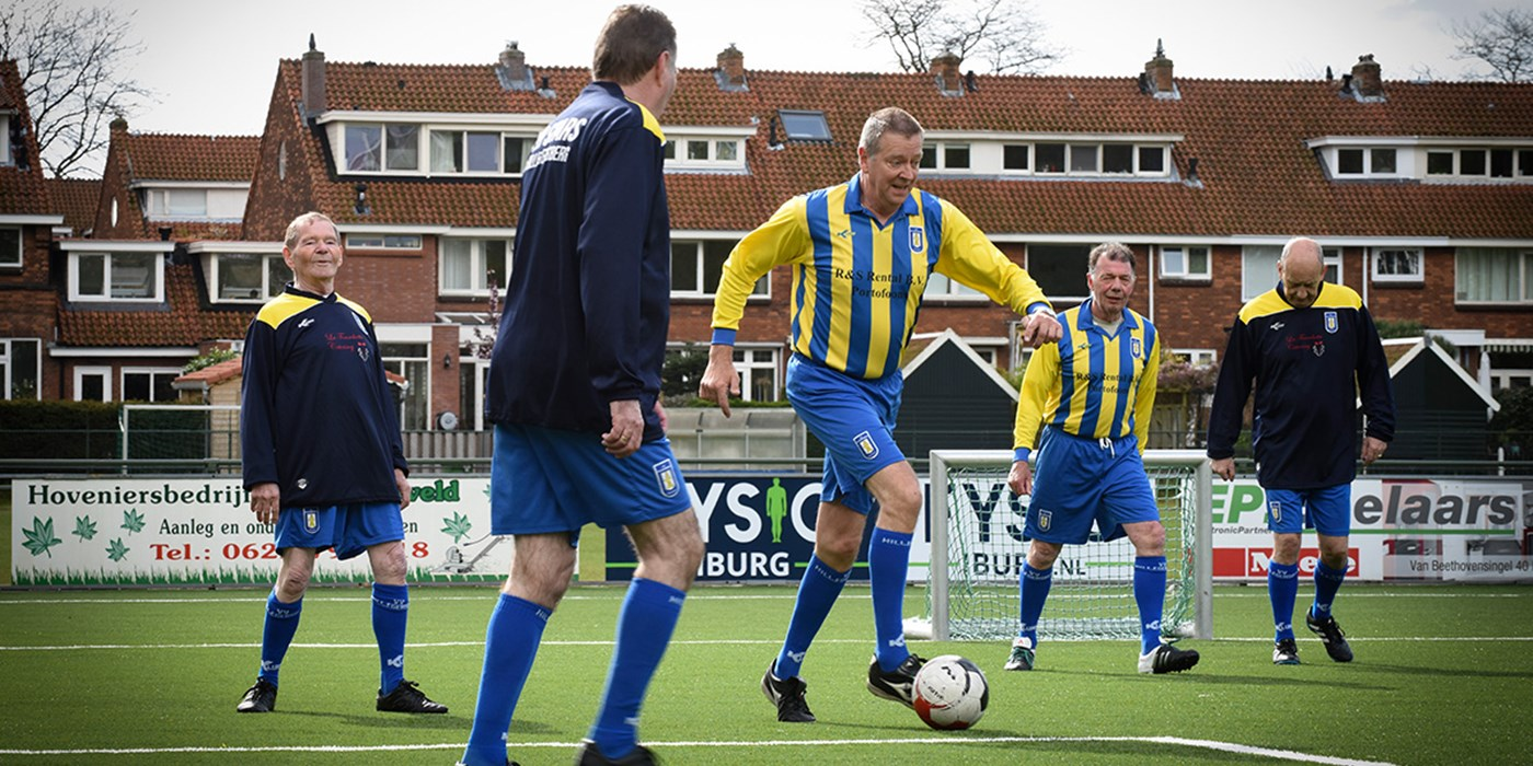 OldStars: 55-plussers in beweging!